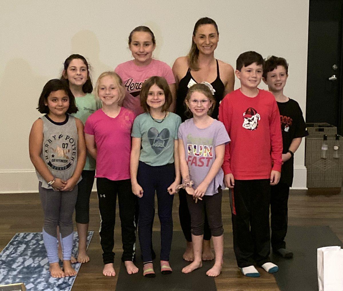 Kids Yoga Georgia